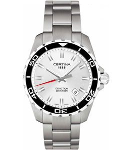 DS Action - CERTINA WATCH C26071784211
