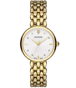 WA.11946-A - wainer women watch WA11946A