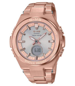 BABY-G - CASIO WOMEN WATCH MSGS200DG4ADR