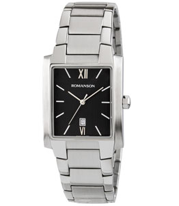 TM5596BM1WA32W - ROMANSON MEN WATCH TM5596BM1WA32W