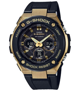 G-Shock - CASIO WATCH GST-S300G-1A9DR