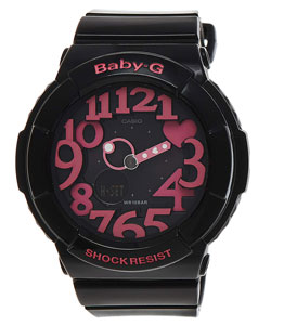 Baby-G - CASIO WATCH BGA-130-1BDR