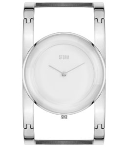 AMIAH WHITE - STORM WATCHES 47323/W