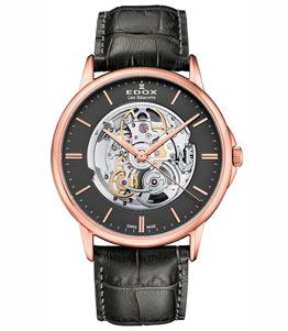 Les Bemonts - EDOX WATCH 8530037RGIR