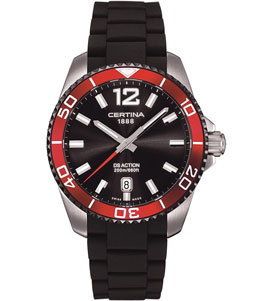 Action - CERTINA WATCH C0134102705700