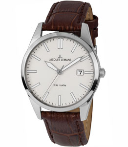 SERIE 200 - JACQUESLEMANS MEN WATCH 1-2002E