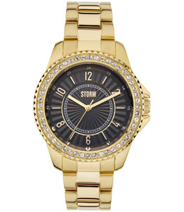 ZIRONA CRYSTAL GOLD - Storm watch reference ST47276/GD
