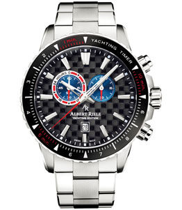 PREMIERE WORLD MATCH RACING TOUR LIMITED EDITION - ALBERTRIELE MEN WATCH 431GQ20-SS16I-SS-K1