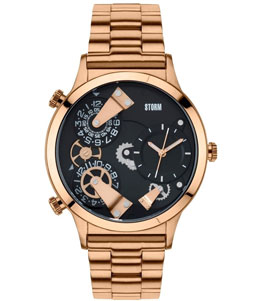 TRION ROSE GOLD - Storm watch reference ST47202/RG