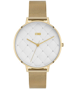 ALURA GOLD - STORM WOMEN WATCH  47423/GD