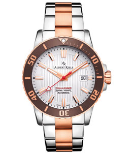 CHALLENGER - ALBERTRIELE MEN WATCH 232GA04-SM33I-SM