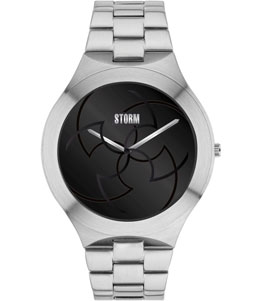 DENZA BLACK - Storm watch reference ST47249/BK