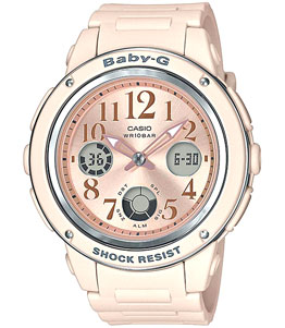 Baby-G - CASIO WOMEN WATCH BGA-150CP-4BDR