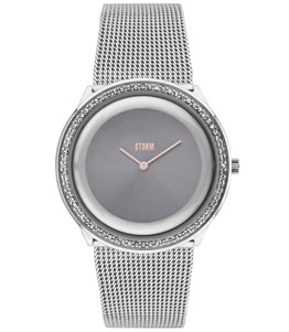 ZUZORI CRYSTAL GREY - Storm watch reference ST47374/GY