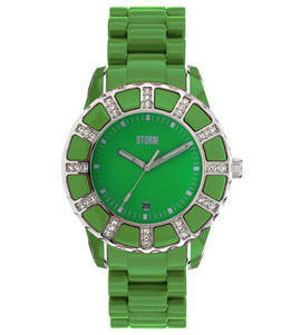 Vestine Crystal Green - Storm watch reference ST47028/G