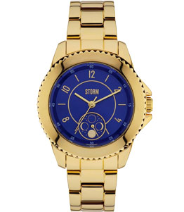 ZIRONA GOLD - Storm watch reference ST47253/GD