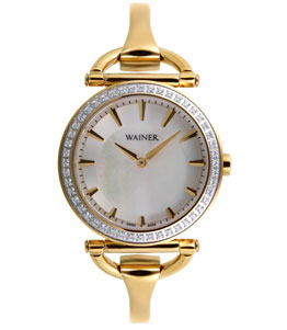 WA.11956-A - wainer women watch WA11956A