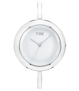 BIKA WHITE - Storm watch reference ST47089/W