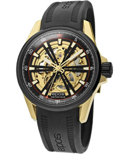 Sportive Skeleton - EPOS MEN WATCHES 3425.136.45.15.55