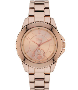 ZIRONA ROSE GOLD - Storm watch reference ST47253/RG