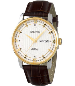 K-9032GSL - KARSTON WATCH K-9032GSL