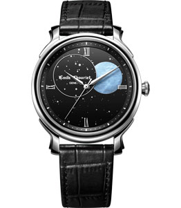 MOONPHASE - emile chouriet watch 291178G68032