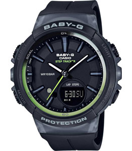 Baby-G - CASIO WATCH BGS-100-1A