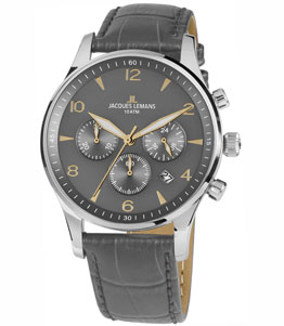 LONDON - JACQUESLEMANS MEN WATCH 1-1654ZI