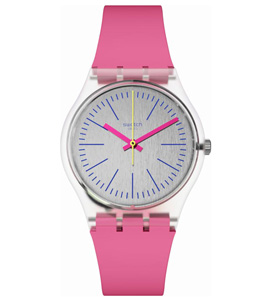 FLUO PINKY - ساعت اسپرت سواچ SWATCH GE256