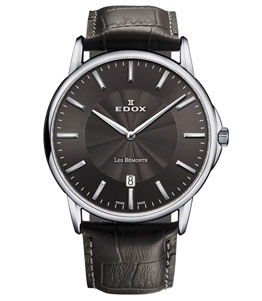 Les Bemonts - EDOX WATCHES 570013GIN