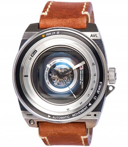 VINTAGE LENS AUTOMATIC - TACS WATCHES TS1803A