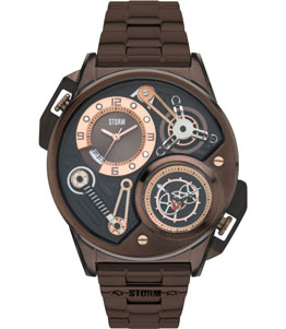 DUALTRON BROWN - Storm watch reference ST47229/BR