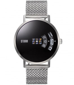 REMI V2 MESH BLACK - STORM WATCH ST  47460/BK