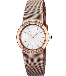 BEAUTY - ELIXA WOMEN WATCH E059-L181