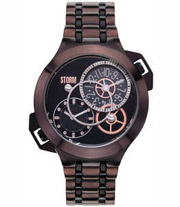 DUALTEC BROWN - Storm watch reference ST47157/BR