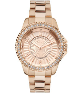 ZIRONA CRYSTAL ROSE GOLD - Storm watch reference ST47276/RG