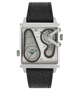 DUAL SQUARE SILVER - Storm watch reference ST47201/S