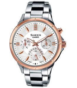 SHEEN - CASIO WOMEN WATCH SHE3047SG7AUDR