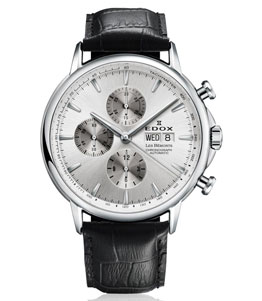 Les Bemonts - EDOX WATCHES 011203AIN
