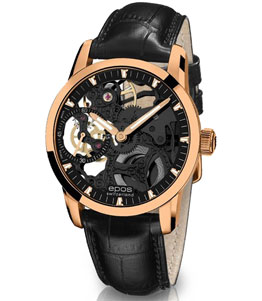 SOPHISTIQUÉE - EPOS MEN WATCHES 3424.189.24.15.25