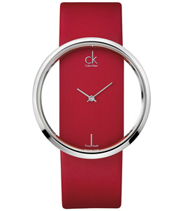 Red Glam Leather - K9423144 CK-WOMEN-WATCH