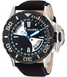 BLACK SEA - HAUREX WATCH ZQHX-8D365UNB