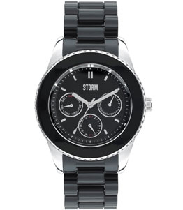 ISOL BLACK - Storm watch reference ST47101/BK