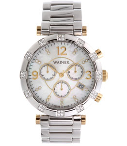 WA.11666-C - wainer women watch WA11666C