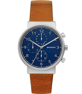 Ancher - ساعت مچی مردانه اسکاگن SKAGEN SKW6358