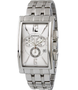 TM8901HM1WAS2W - ROMANSON MEN WATCH TM8901HM1WAS2W