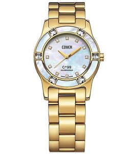 Lady - COVER WOMEN WATCH CO99.03