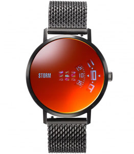 REMI V2 MESH SLATE RED - STORM WATCH ST  47460/SL/R