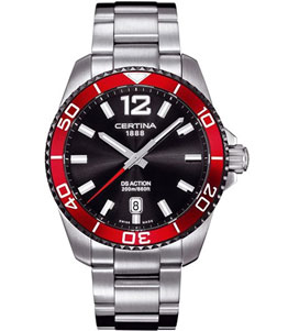 Action - CERTINA WATCH C0134102105700