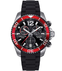 Action - CERTINA WATCH C0134172705700